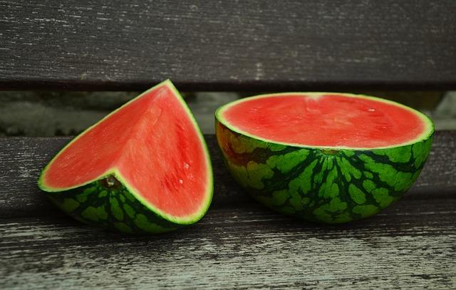 Meloun vodní