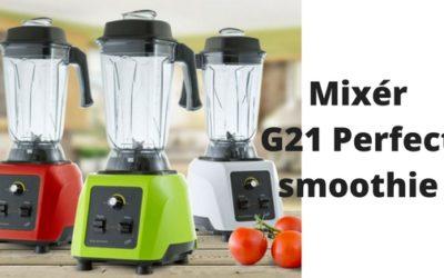 Mixér G21 Perfect Smoothie
