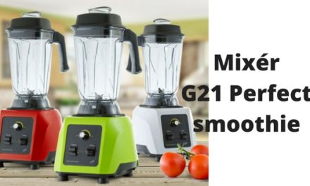 Mixér G21 Perfect Smoothie
