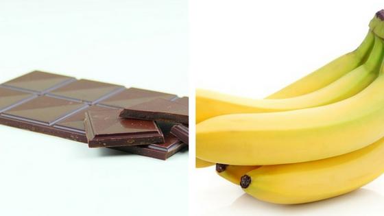 Čokoládové smoothie