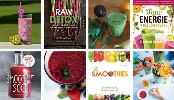 7 Knih o smoothie