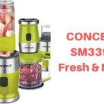 Fresh & Nutri smoothie mixér CONCEPT SM339