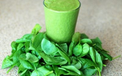 Na jaře sluší smoothies zelená