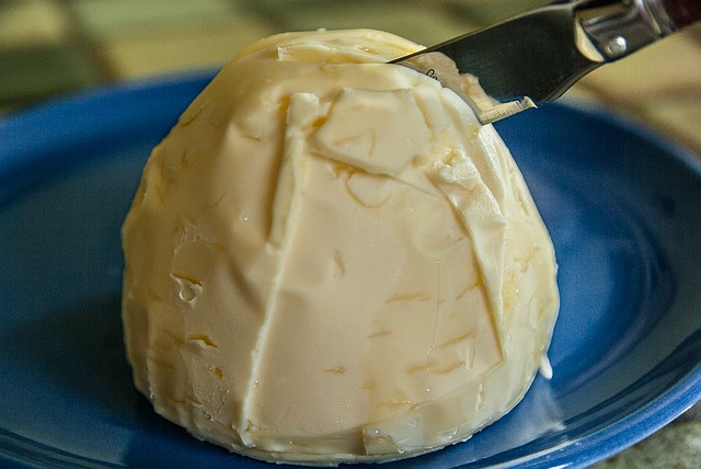 Návod na výrobu domácího másla
