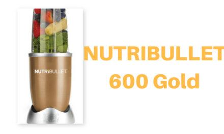 Mixér NUTRIBULLET 600 Gold